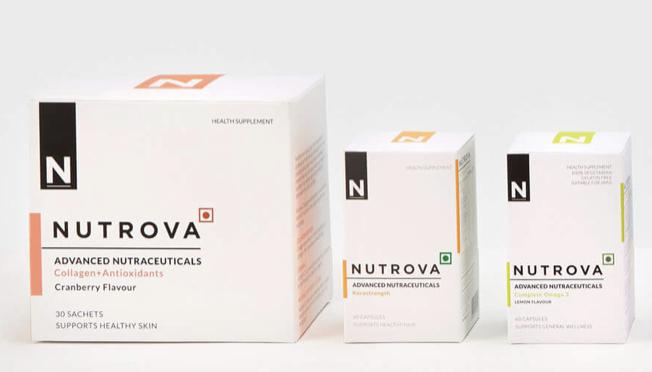 改善皮膚健康,營養食品品牌「Nutrova」獲 DSG Consumer 投資