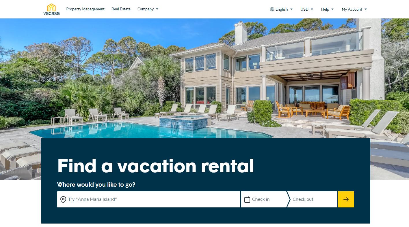 美国短期租赁平台「Vacasa?」获1.08亿美元D轮融资,Silver Lake 领投