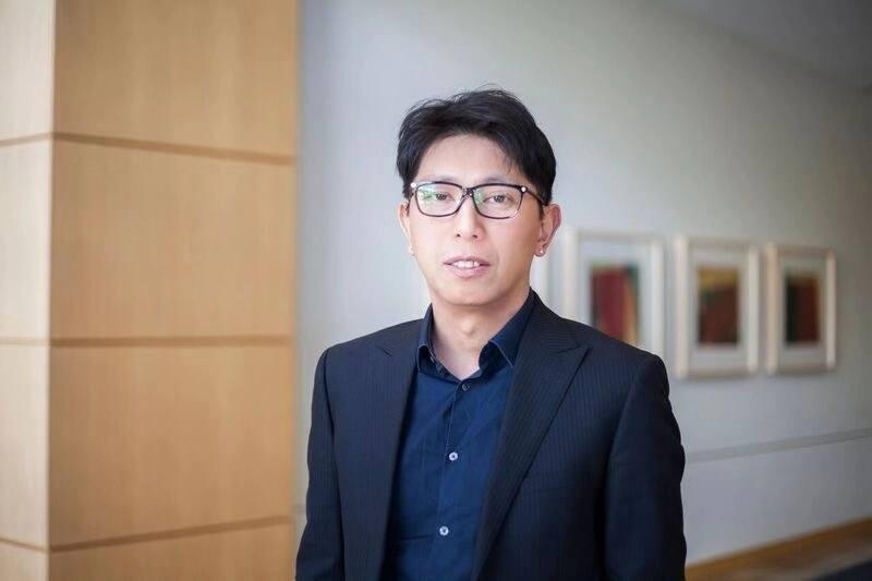 OKEx's CEO Jay Hao