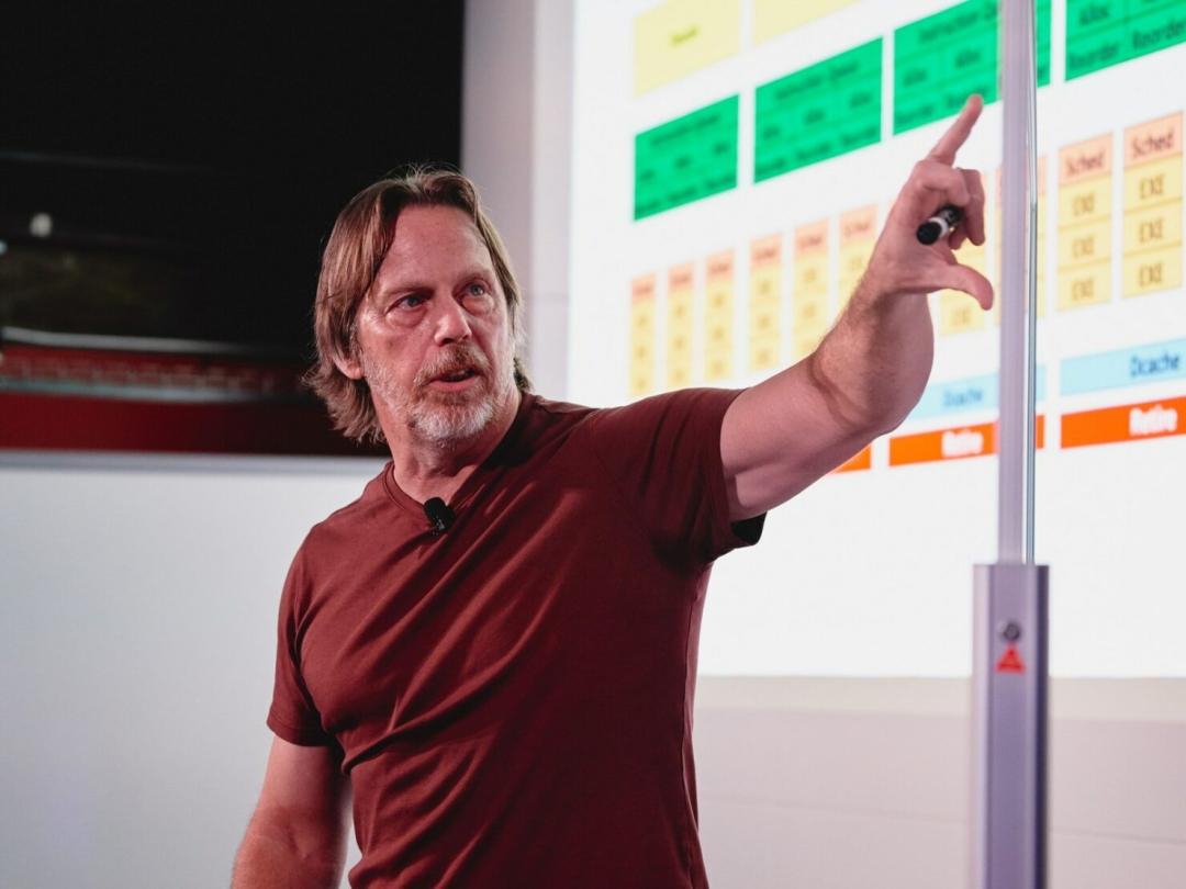 """""""硅仙人""""离开英特尔:芯片总设计师吉姆·凯勒突然辞职,曾带领AMD、苹果逆袭 (/) 科技 第1张"""