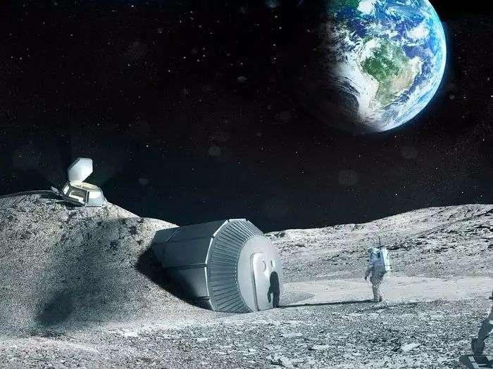 美国计划2023年重返月球,Astrobotic将负责发射NASA毒蛇号 (/) 科技 第4张