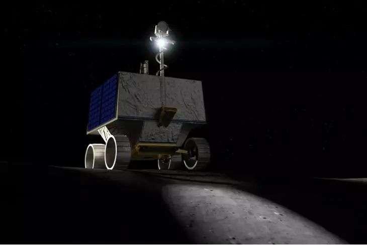 美国计划2023年重返月球,Astrobotic将负责发射NASA毒蛇号 (/) 科技 第1张