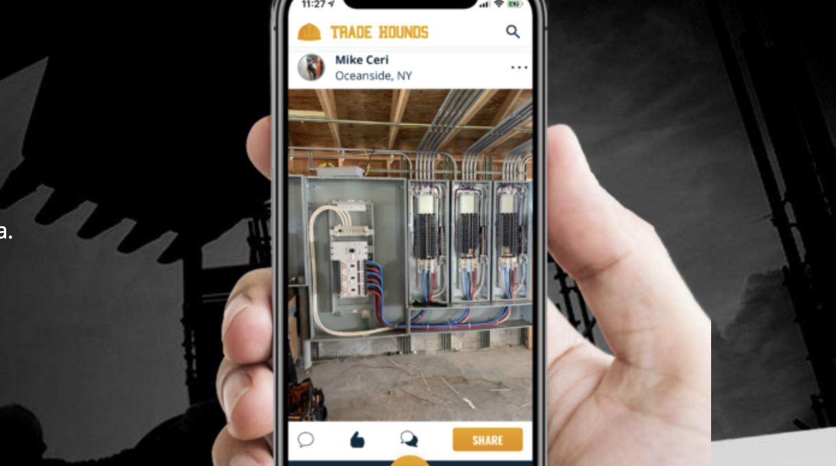 「Trade Hounds」获 320 万美元种子轮融资,为建筑业从业者打造交流平台