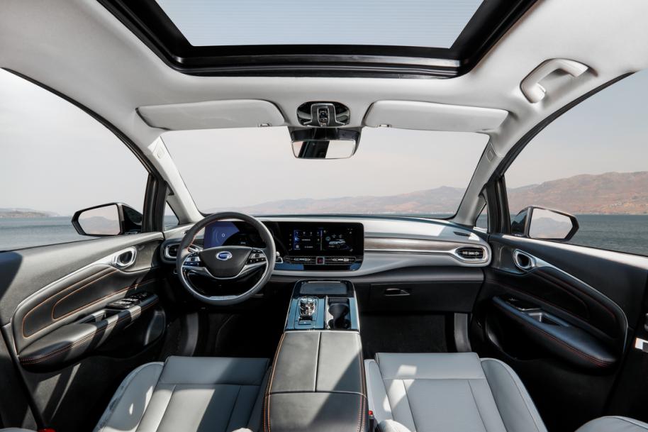 Next Speed | 广汽新能源埃安V正式上市,进军紧凑纯电SUV市场