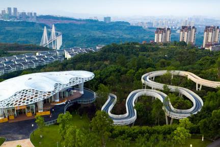 假如把两江新区看成一家科技企业……