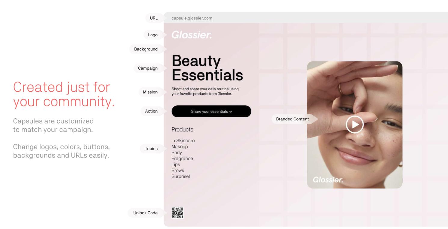 用视频问答平台模拟品牌现场活动,「Capsule」能再复制一个Instagram S…