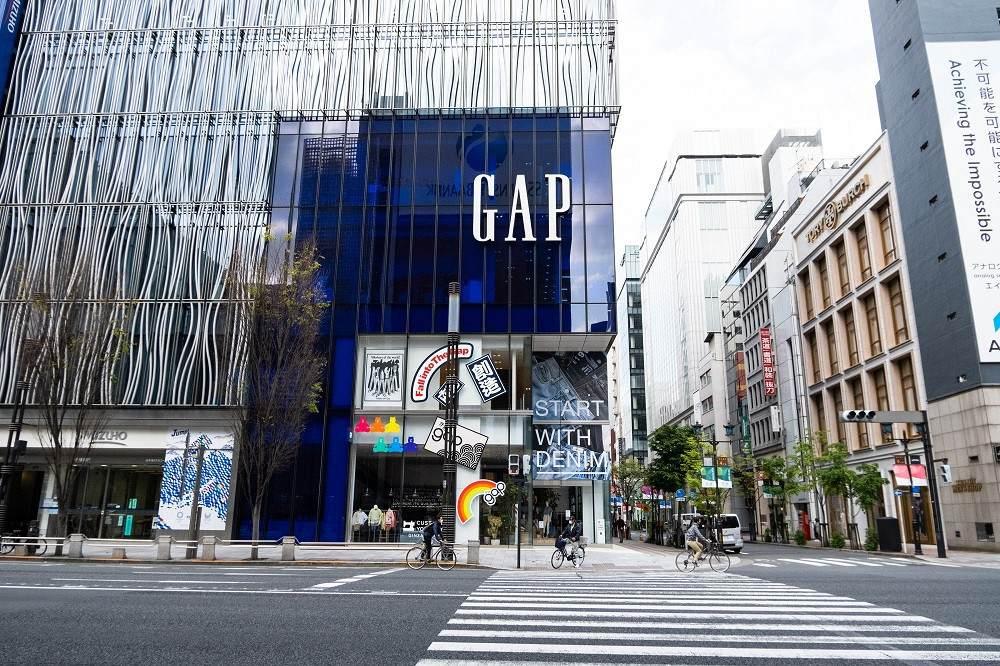 花百万美元换Logo,这个决定差点毁了快销巨头GAP
