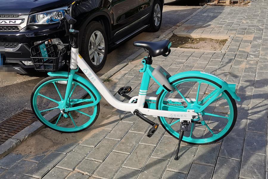 青桔单车/亿欧