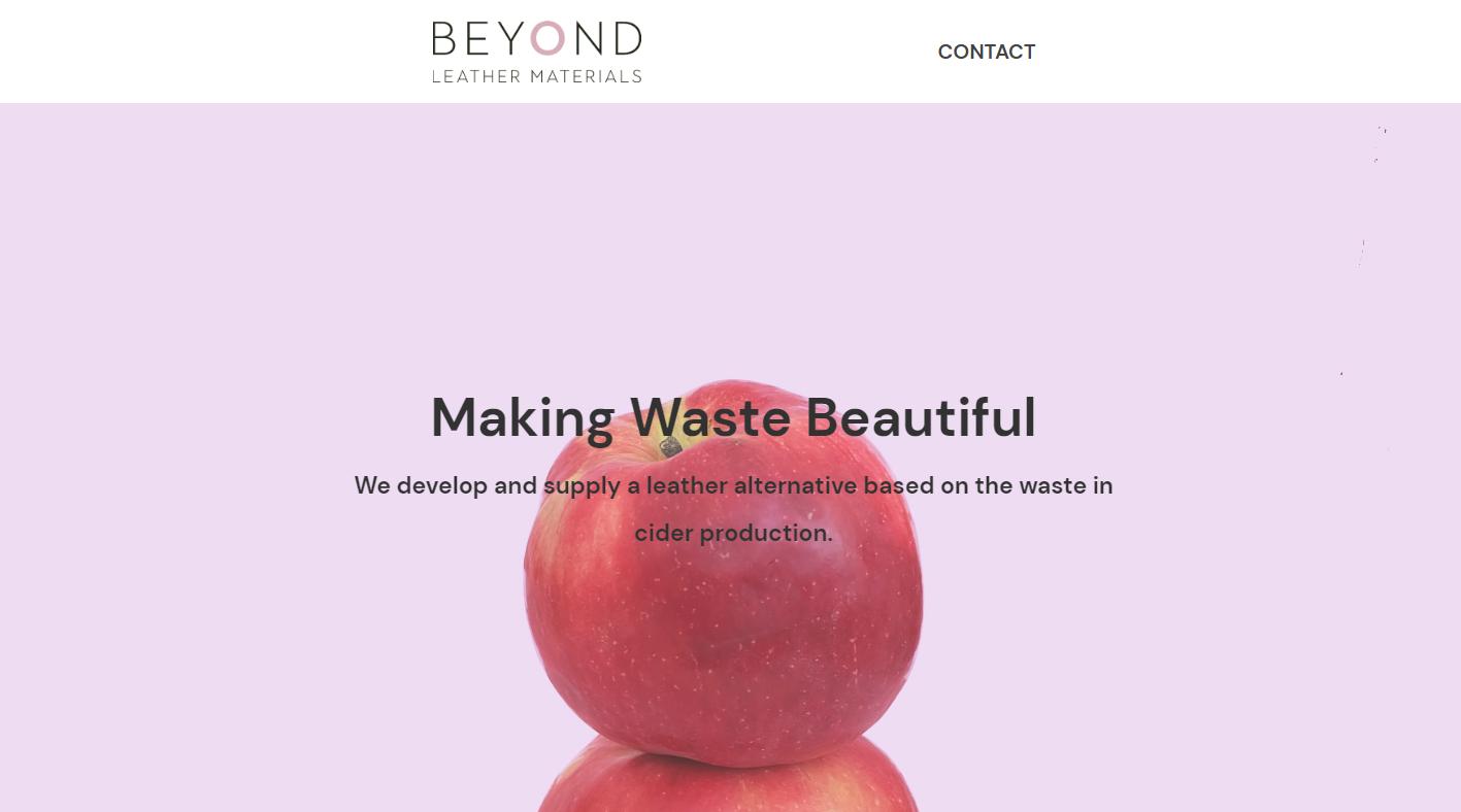水果也可以用来造皮革?「Beyond Leather Materials」获 125 万美元种子轮融资