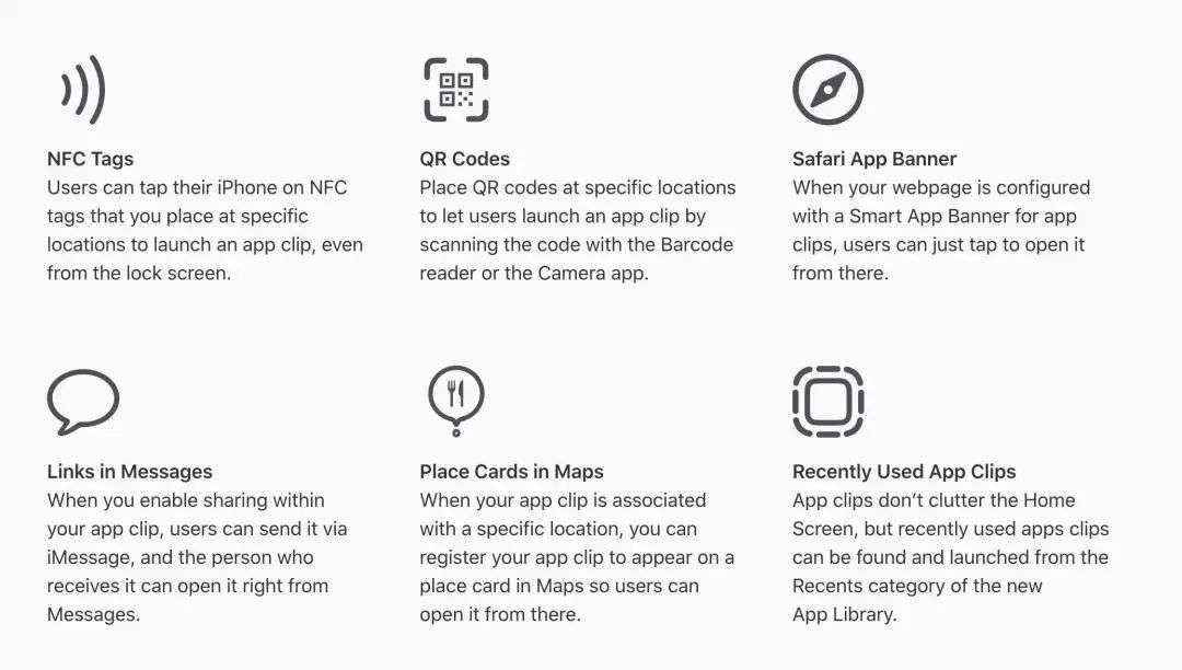 """""""苹果小程序""""App Clips 和微信小程序区别在哪?我们做了一次上手实操"""