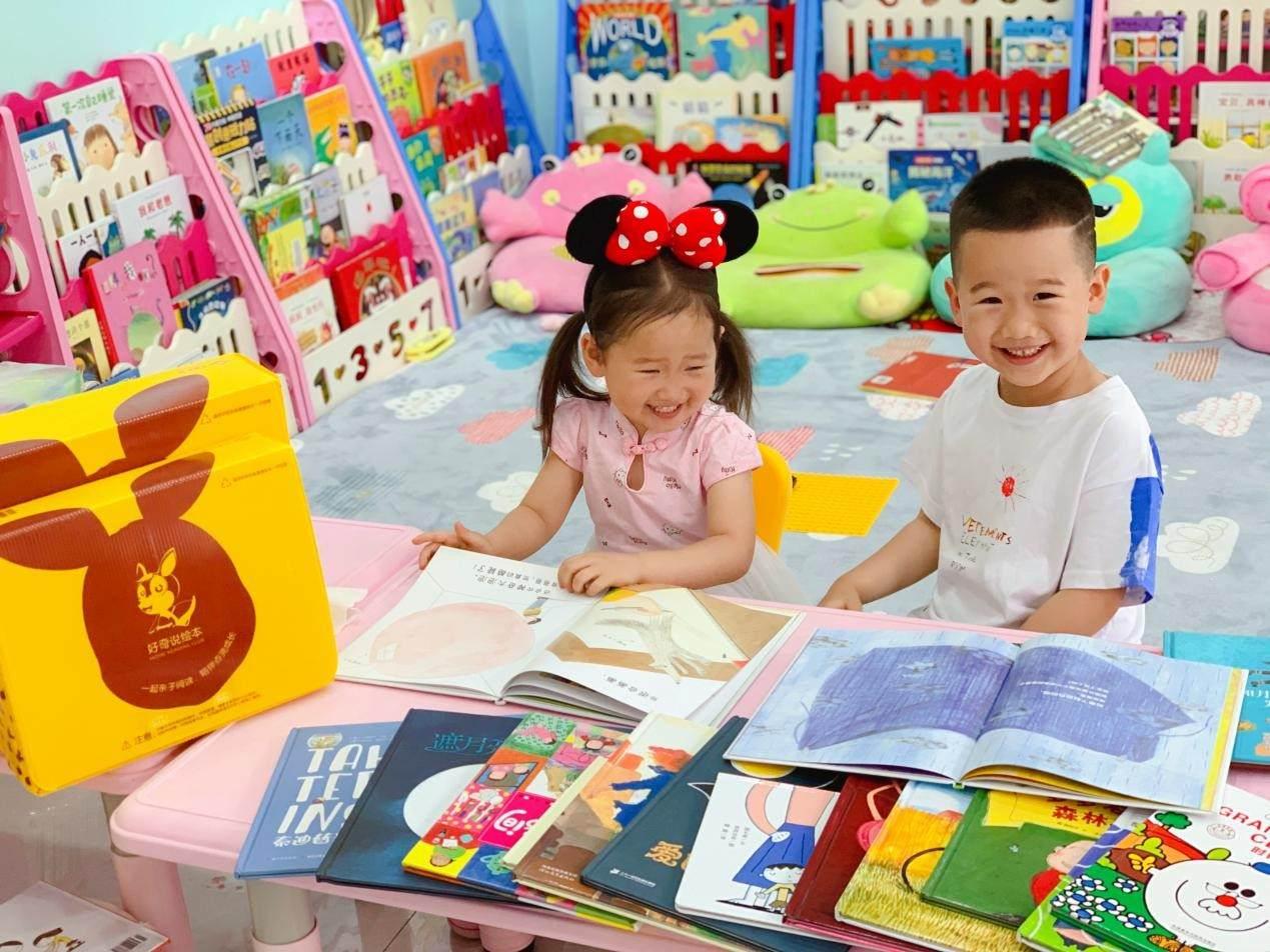 绘本阅读成家庭早教刚需,「好奇说绘本」从供给侧出发建立亲子服务闭环