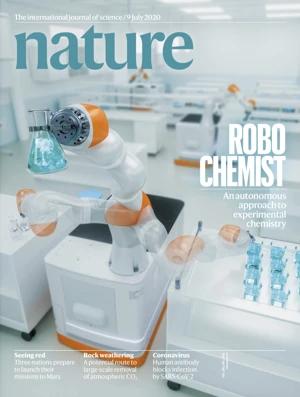 """Nature封面:每天工作21.5小时的""""AI""""化学家,8天内完成688个实验"""