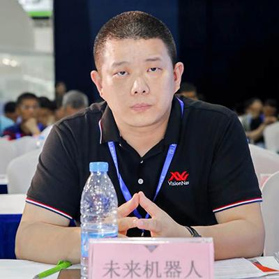 """未来机器人李陆洋:物流无人化应该""""车适应场"""",而非""""场适应车"""""""