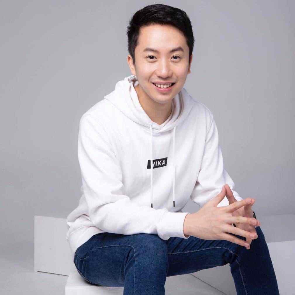 前独角兽CTO、知名企业数字化战略顾问,VIKA.CN创始人