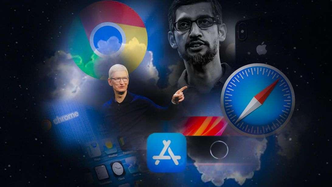 """Web App""发展计划,谷歌与苹果""针锋相对"""