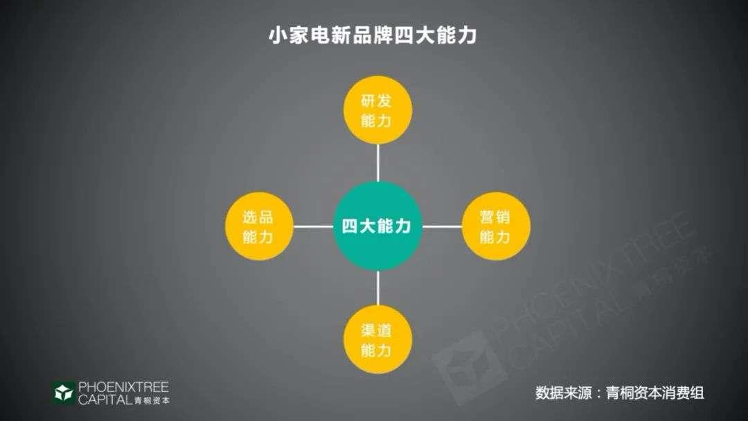 v2 3bfbfa4c2d76485aaa910f1b57eccdff img 000 - 小家电:新品牌如何撬动千亿市场?