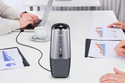 潮科技 | 瞄准小型协作会议空间,「庄生晓梦」推出视频会议硬件产品COOLPO AI Huddle