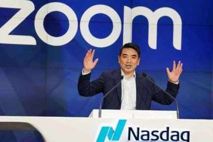 市场要闻 | 高瓴重仓股Zoom市值超越IBM,CEO袁征一夜之间身家暴增65亿美元