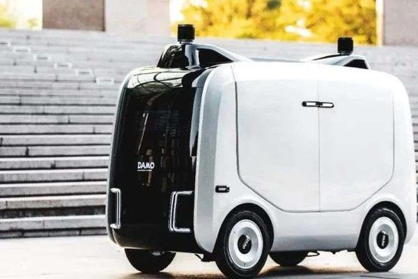 蛰伏三年,达摩院首款无人驾驶终端产品,阿里牵出一头「小蛮驴」