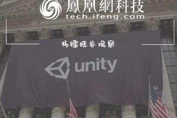 Unity的前世今生:一个投资人的自述
