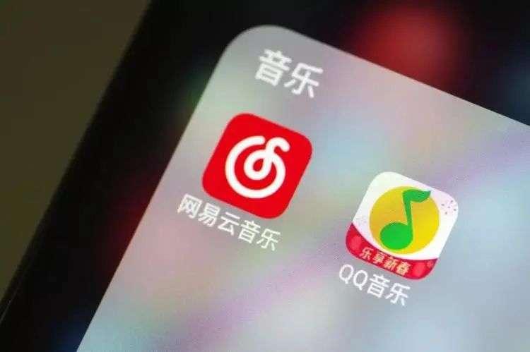 """音乐版权方不再腾讯网易""""二选一""""了"""