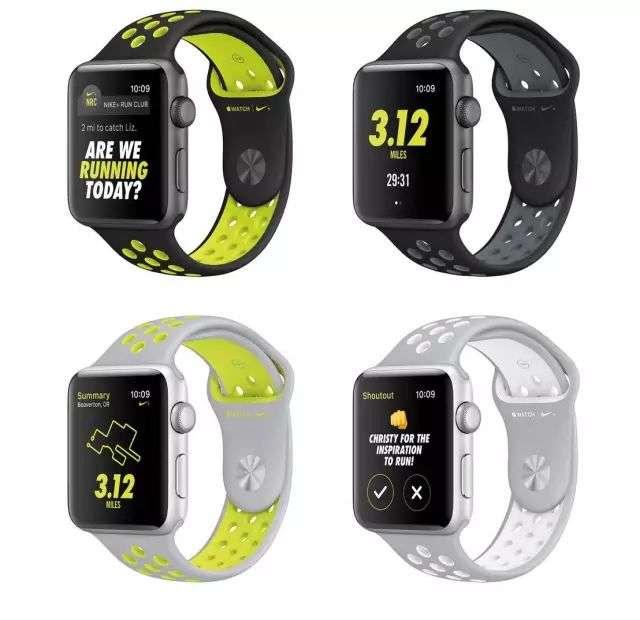 苹果+耐克:这块智能运动手表,为何总是「香」不起来?