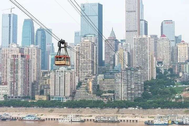 19城住宅天际线PK:重庆摩天住宅小区数量是北京近18倍
