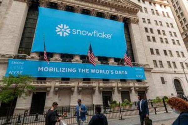 市场要闻丨秒赚8亿美元后,巴菲特旗下伯克希尔确认对Snowflake持股15.2%