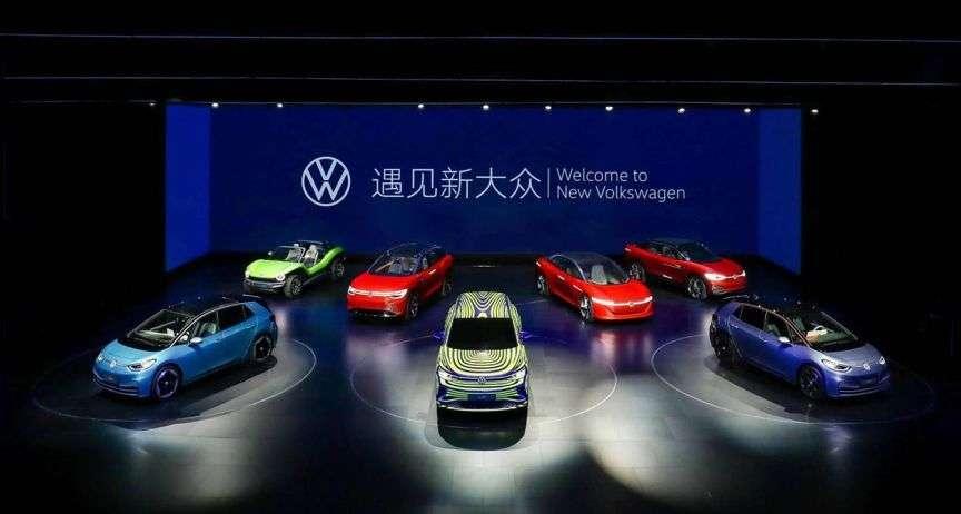 大众未来4年在中国投资150亿欧元,计划2025年前15款新能源车型国产化