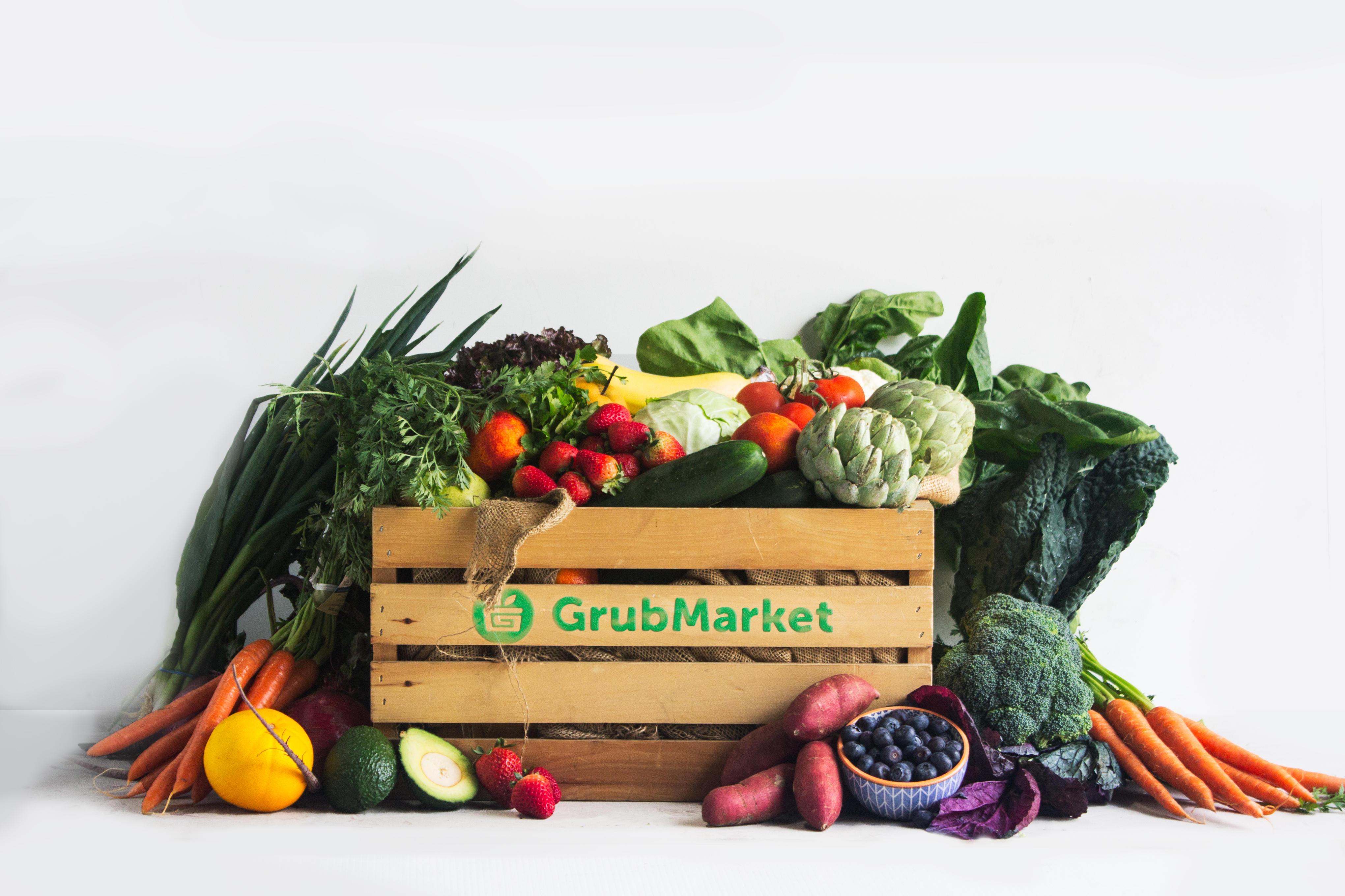 《独家 | 美国生鲜电商平台 GrubMarket 完成 6000 万美元 D 轮融资,将提交上市申请》