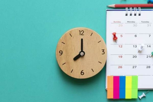 高效能人士的 13 项时间管理技巧