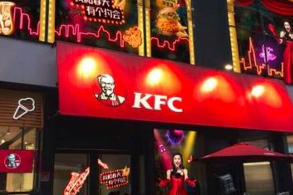 科技神回复   肯德基要出螺蛳粉了,果然是一家不好好做鸡的中餐馆