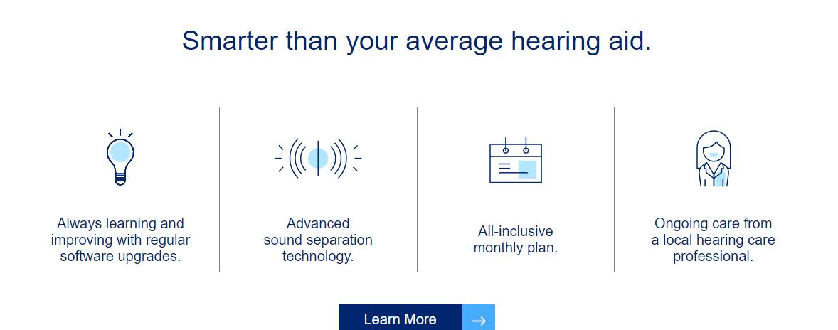 「Whisper」获 3500 万美元 B 轮融资,用 AI 技术做不一样的智能助听器