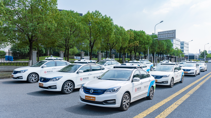 未来2年、投资6亿,东风与元戎启行等将在武汉投放不少于200辆自动驾驶汽车