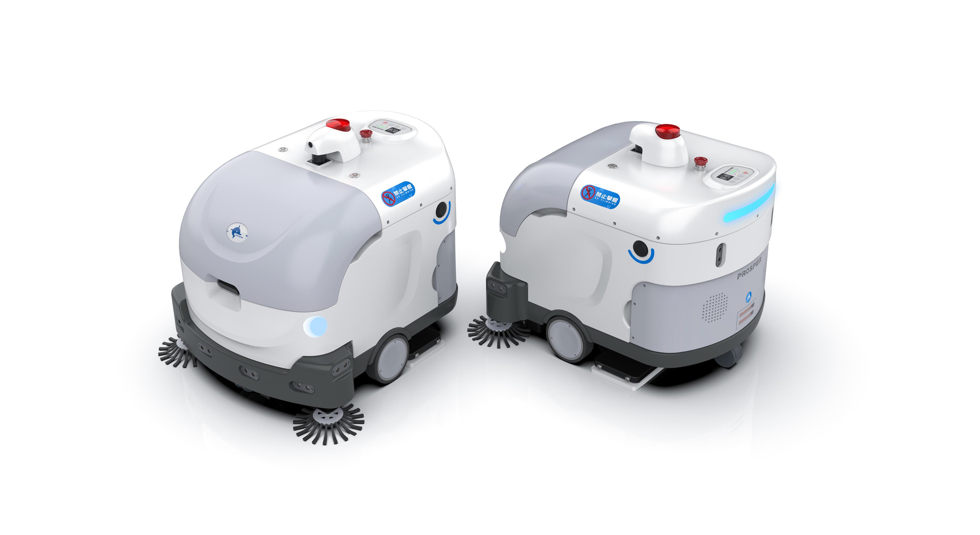 """「普诺思博」聚焦智能运动平台,打造""""清洁机器人"""