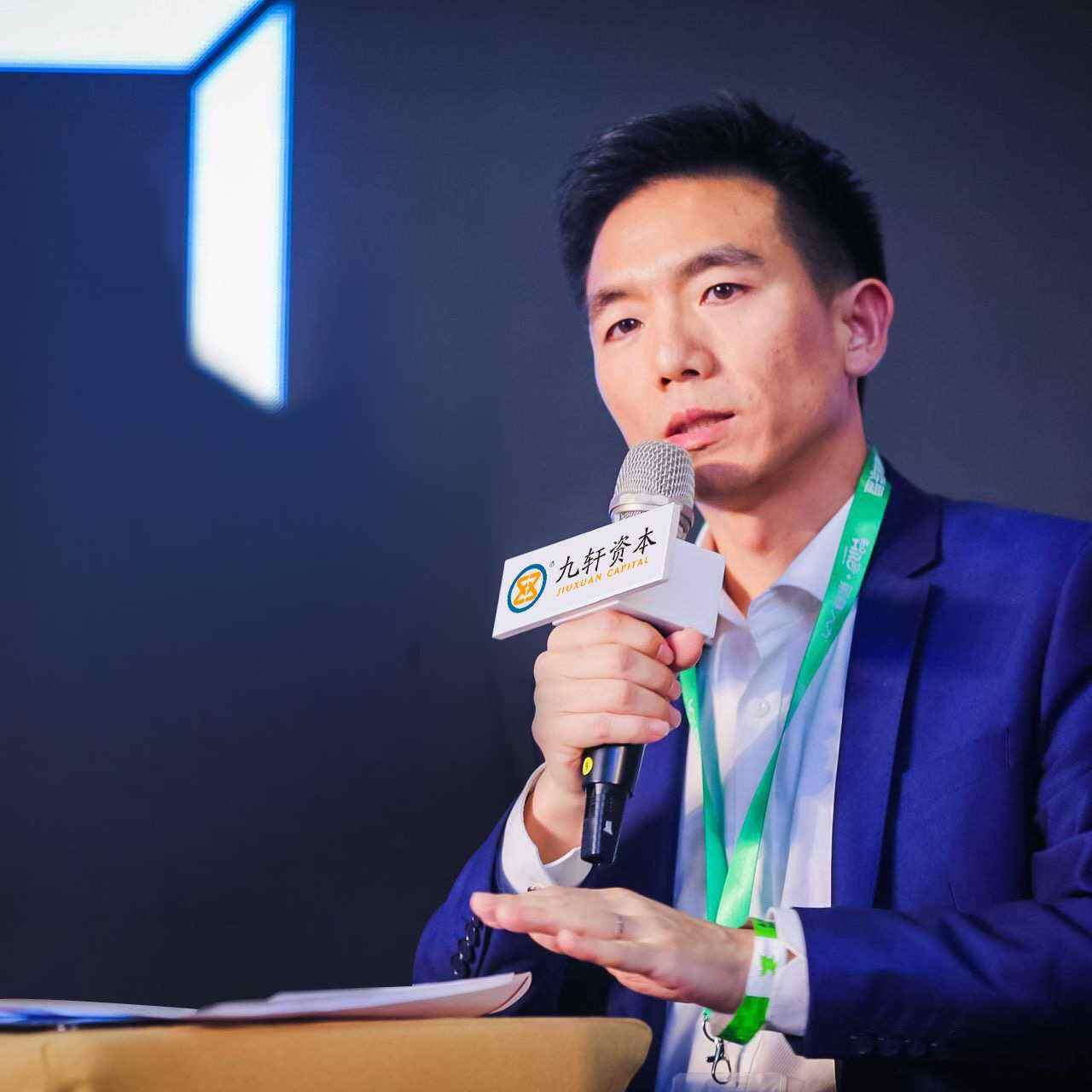 九轩资本创始合伙人,36氪特邀专栏作者