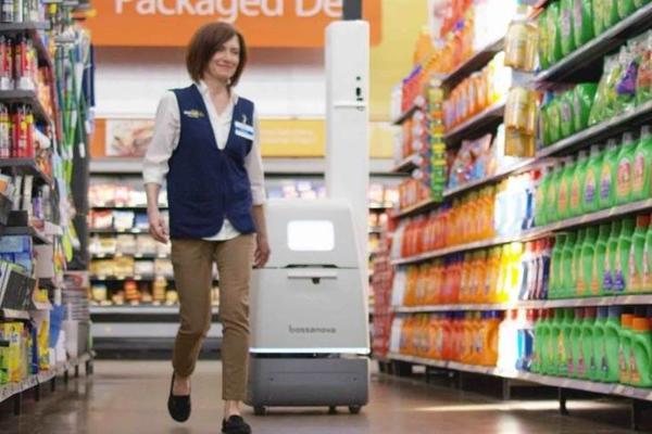 叫停1000台订单,沃尔玛为什么不再使用机器人?