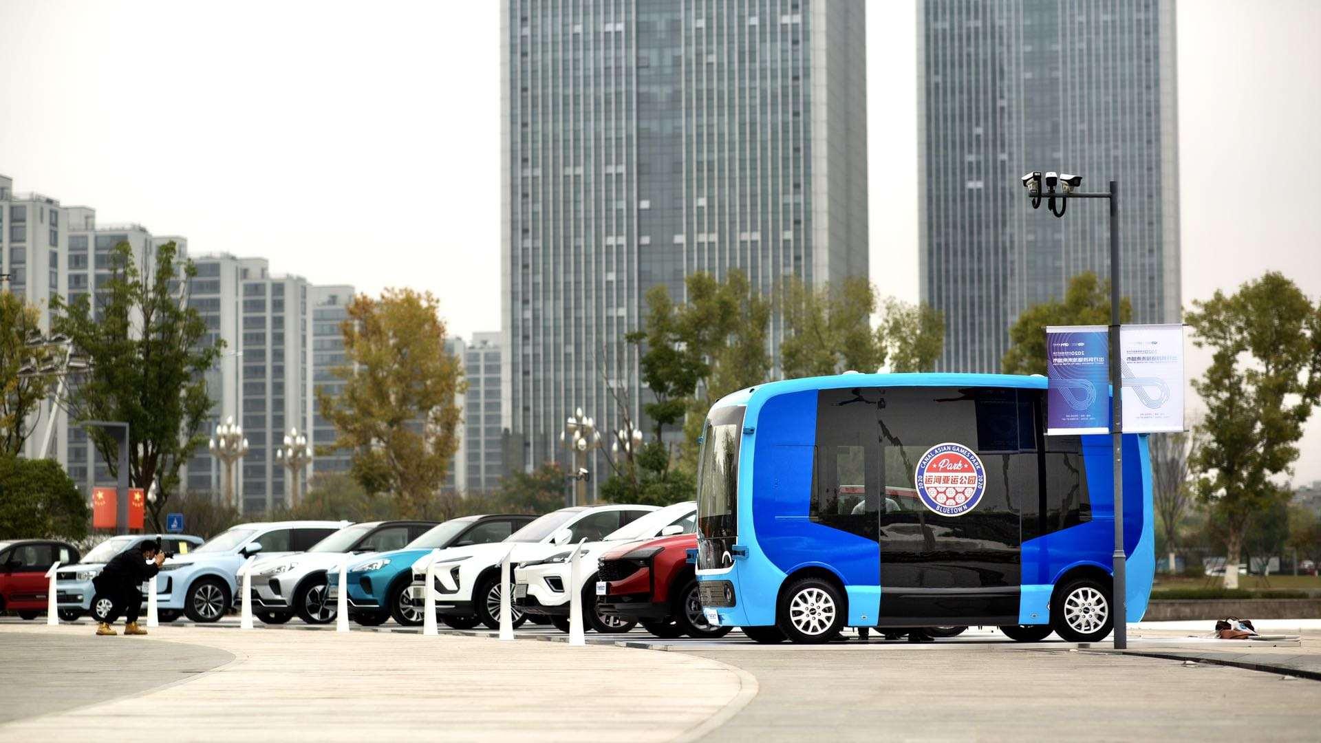 走渐进式路线:福瑞泰克打算2021年在杭州运营L4级自动驾驶小巴