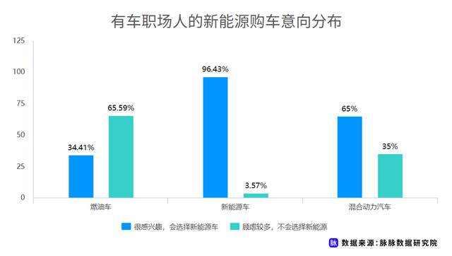 职场人新能源车消费调研,近7成用户仍存在掉电顾虑插图(7)
