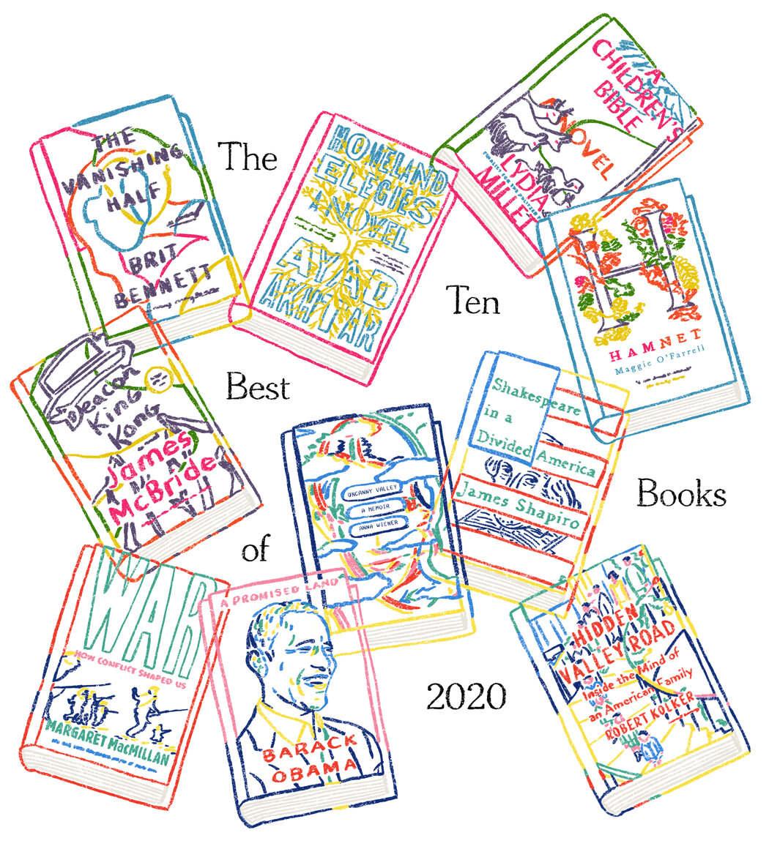 《纽约时报》2020 年度十大好书