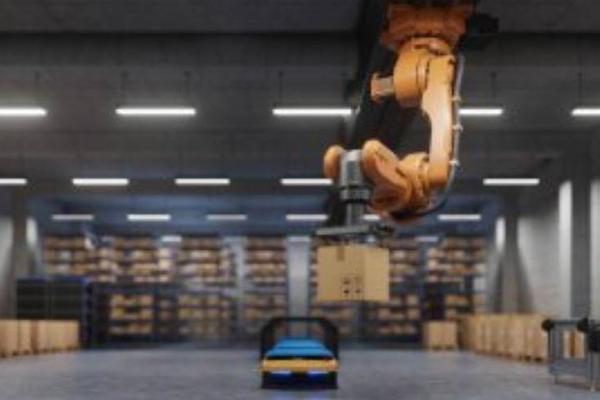 """智能AGV提速超车,上演智慧物流的""""速度与激情"""""""