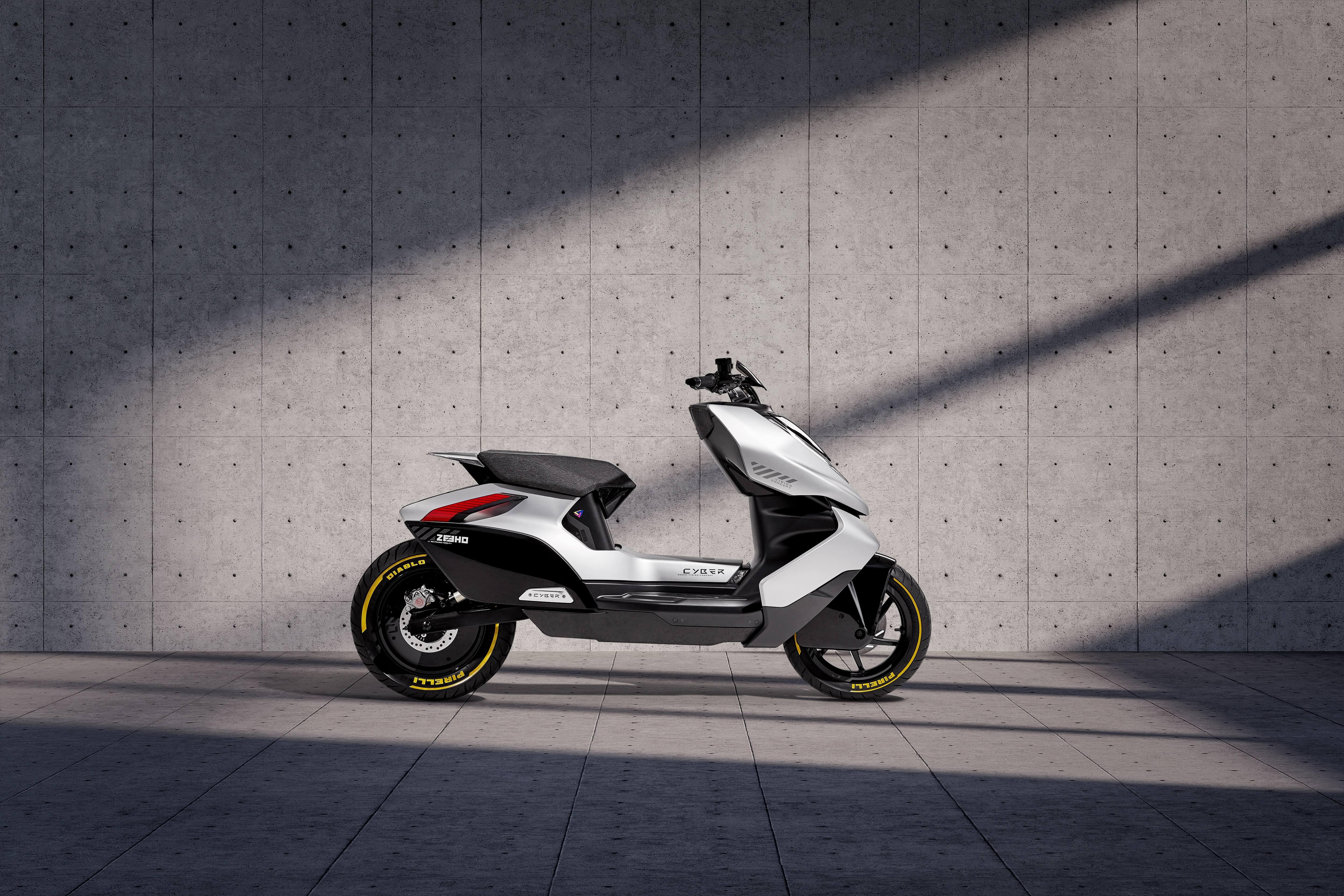 科氪   电摩潮牌ZEEHO诞生,春风动力旗下电动车品牌正式发布