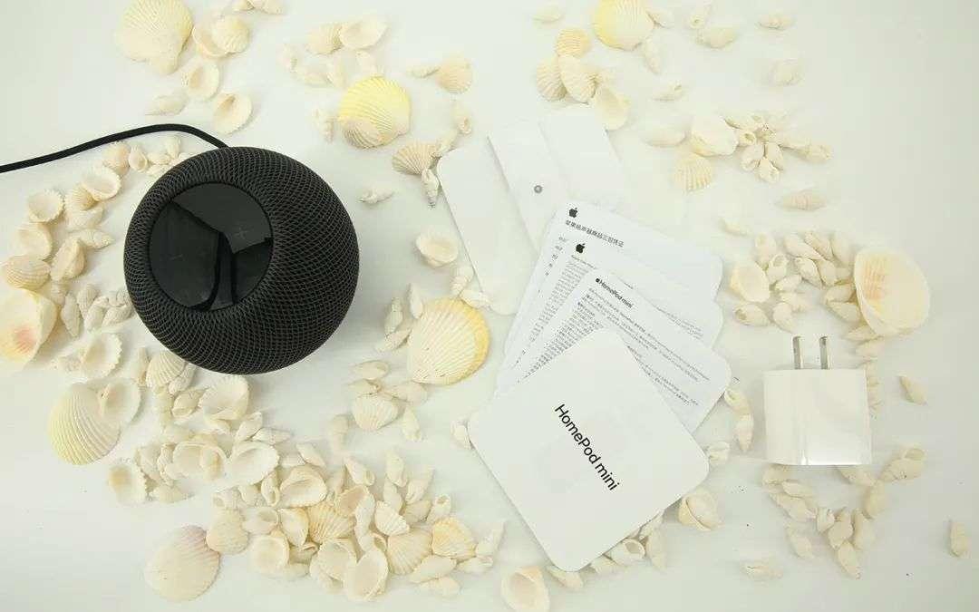 HomePod mini 动手玩:入坑 HomeKit 的平价之选