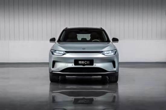 零跑C11售价15.98万元起,2021年元旦开启预售|Next Speed