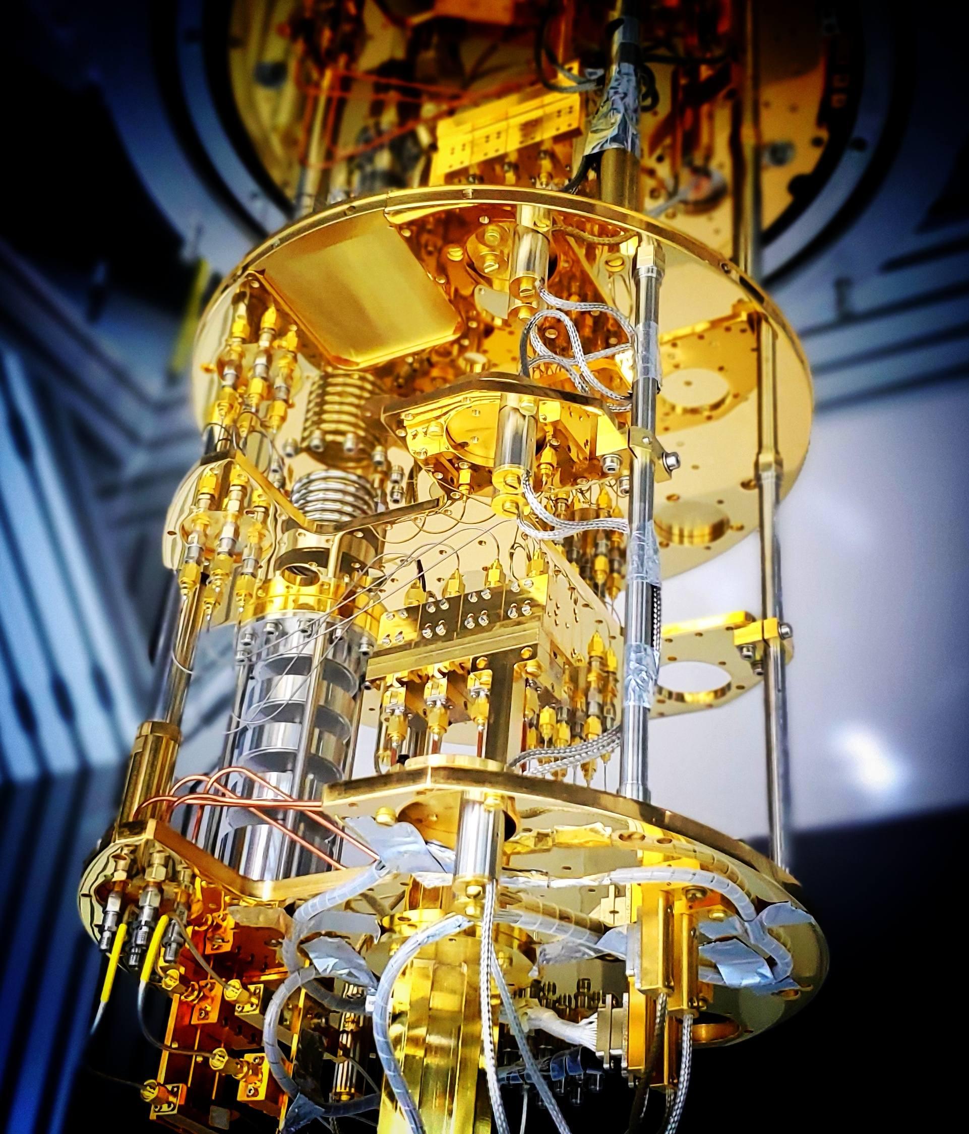 36氪首发丨24比特超导量子计算机即将上线,本源量子获中网投领投数亿元A轮融资