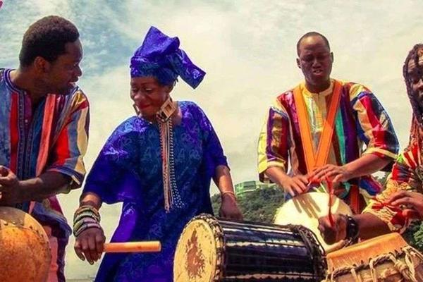 """被内外势力抢夺的非洲音乐市场,远远不止""""黑人抬棺"""""""