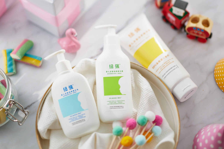 凭借3个SKU居天猫高端婴童润肤类目Top 1,「纽强」将拓展婴童洗护全品类