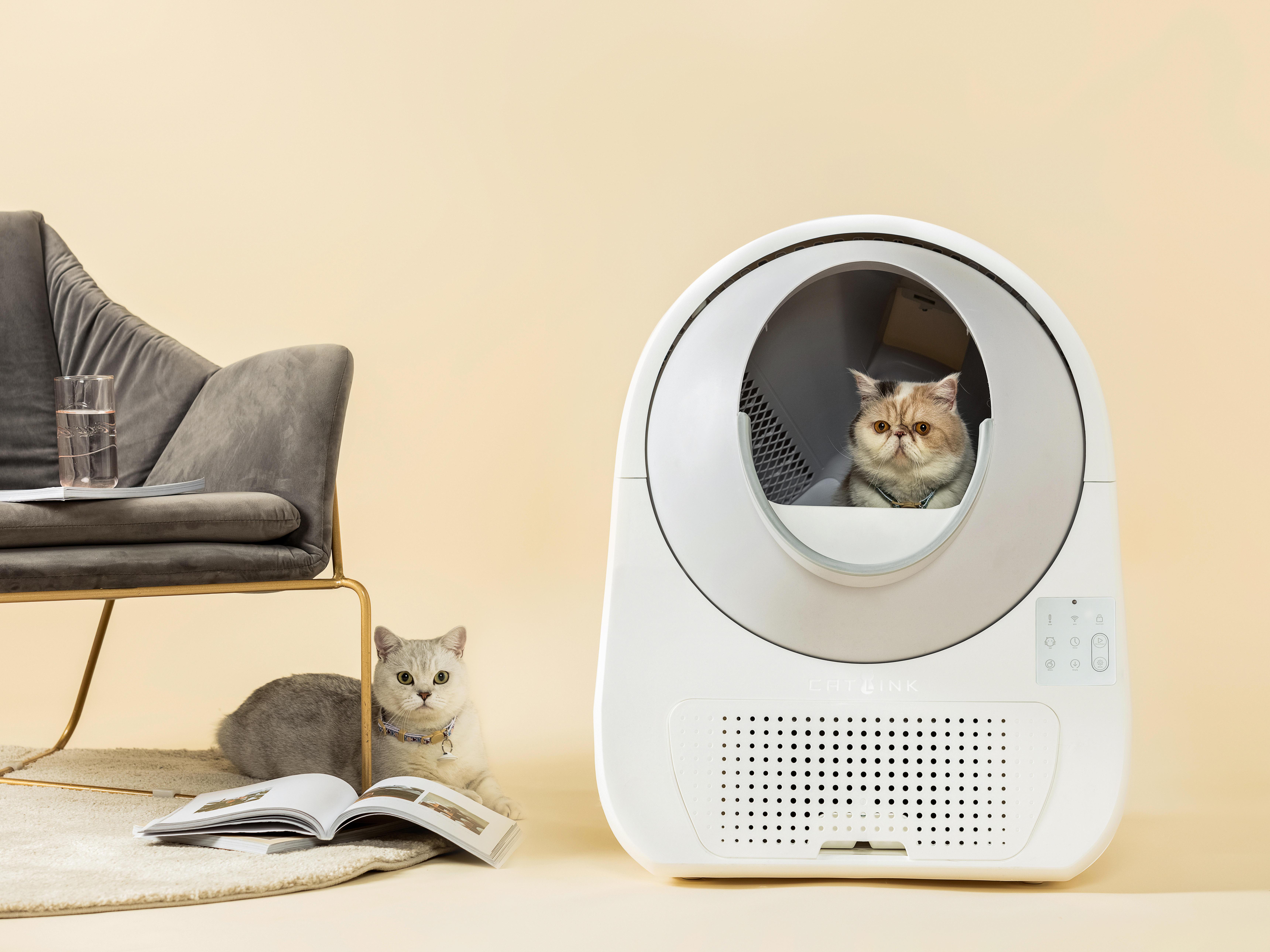拥有全球3140多万条猫如厕数据,宠物智能设备「Catlink」围绕宠物健康拓展SKU