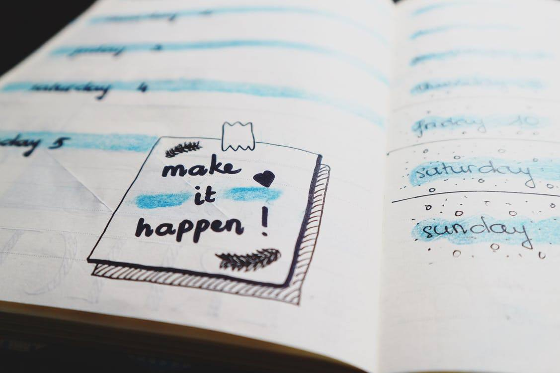 新的一年,如何做好日计划、月计划与年计划?插图(1)