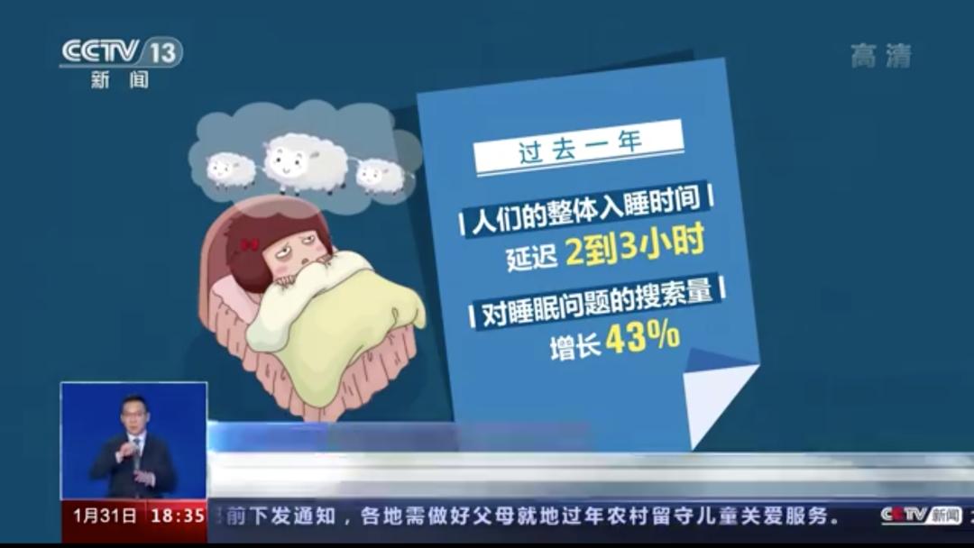 为什么中国人睡得越来越晚了?插图(1)